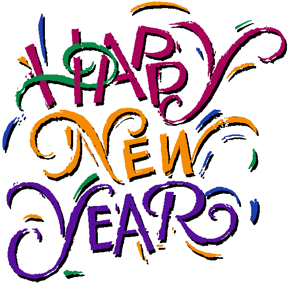 Clipart pencil happy. New year special and