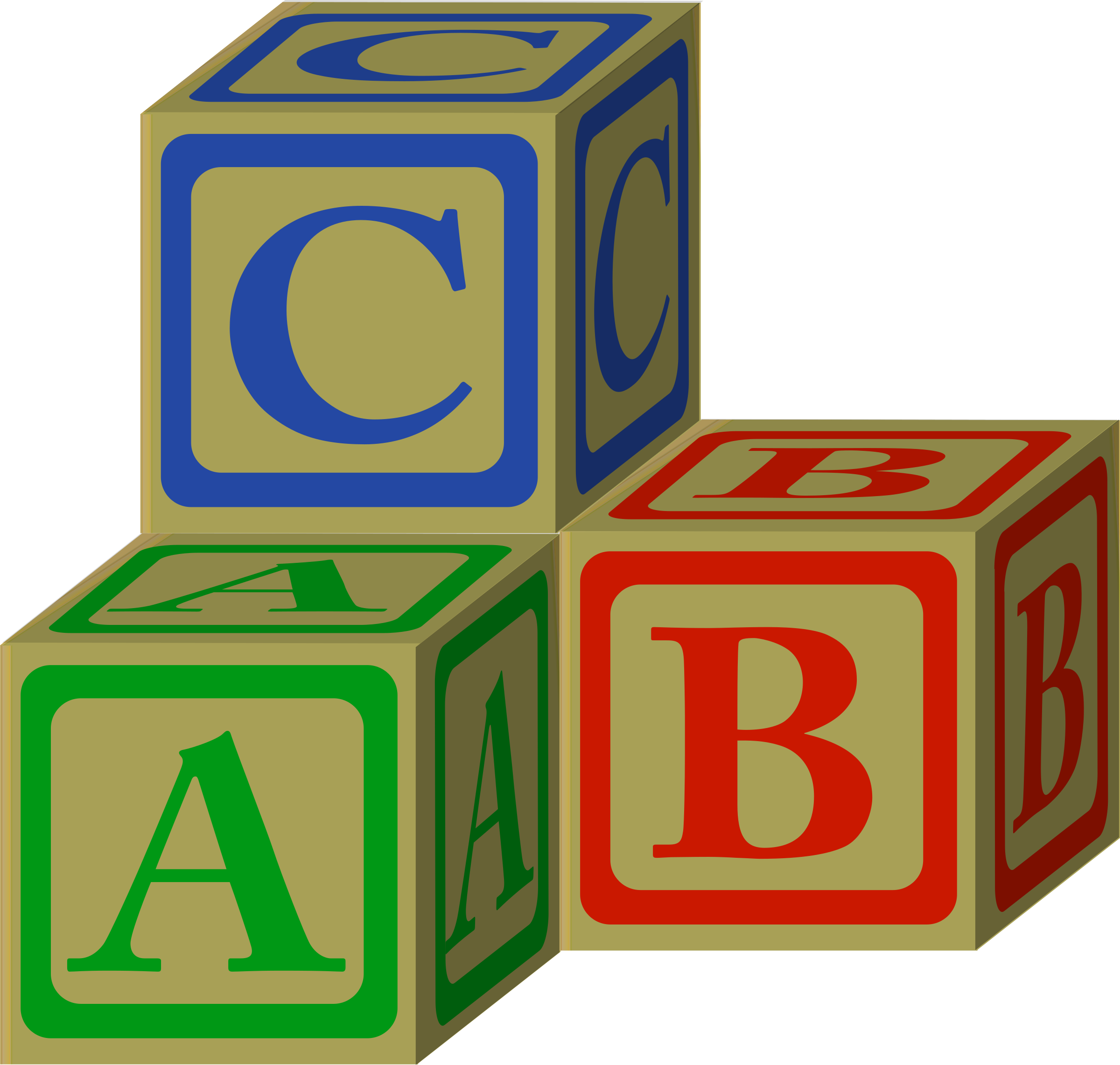 Words clipart block. Ideas collection letter blocks