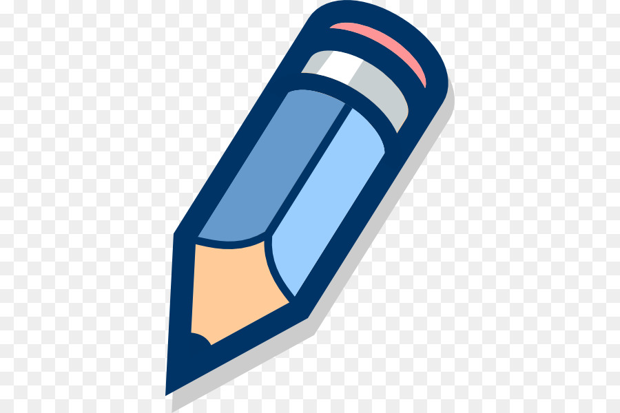 Clipart pencil logo. Cartoon drawing graphics