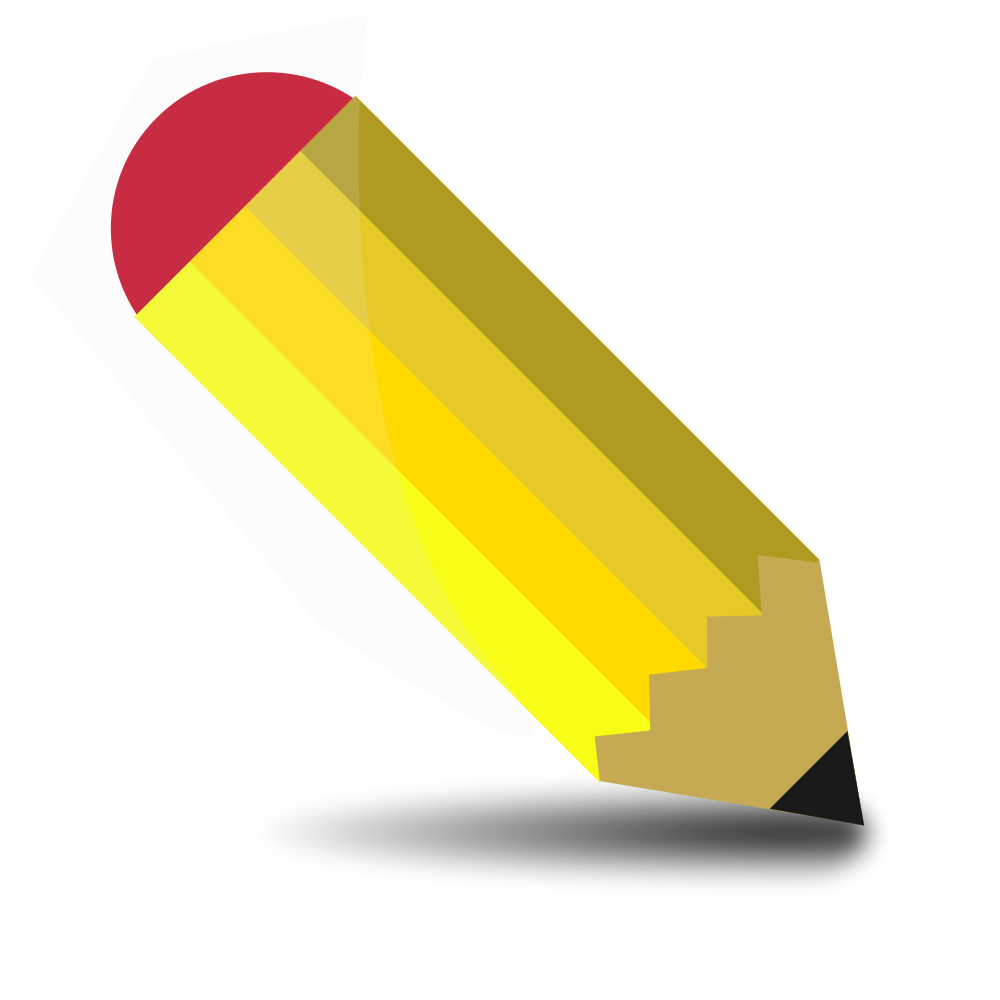 January clipart title. File pencil svg wikimedia