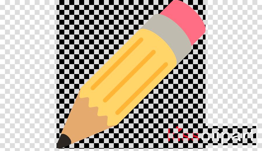 Clipart pencil logo. Drawing illustration