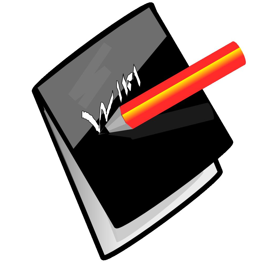 Clipart pencil pad. Onlinelabels clip art and