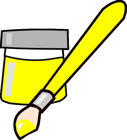 Clip art at clker. Paint clipart box