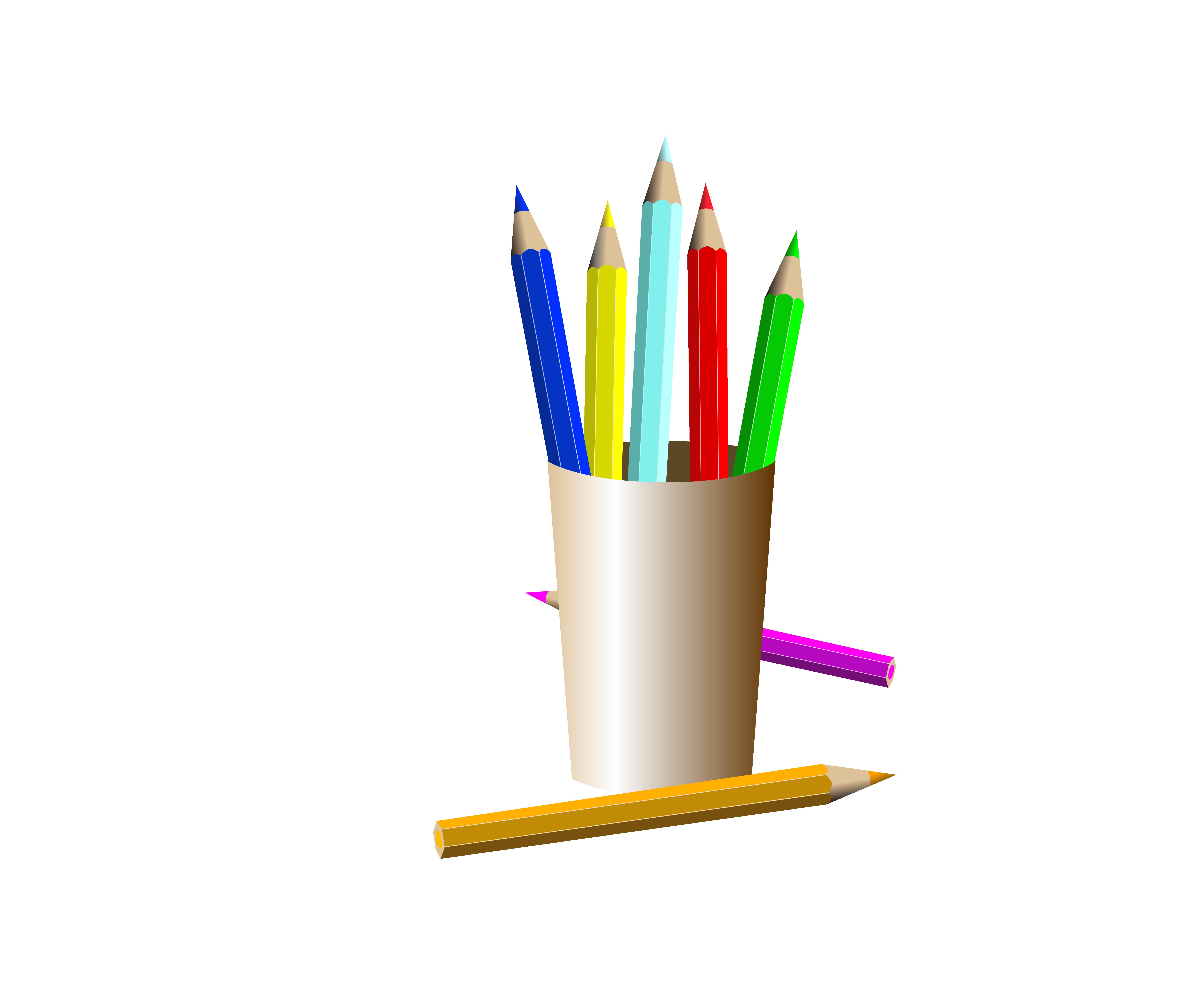 Easel clipart color palette. Artist drawing clip art