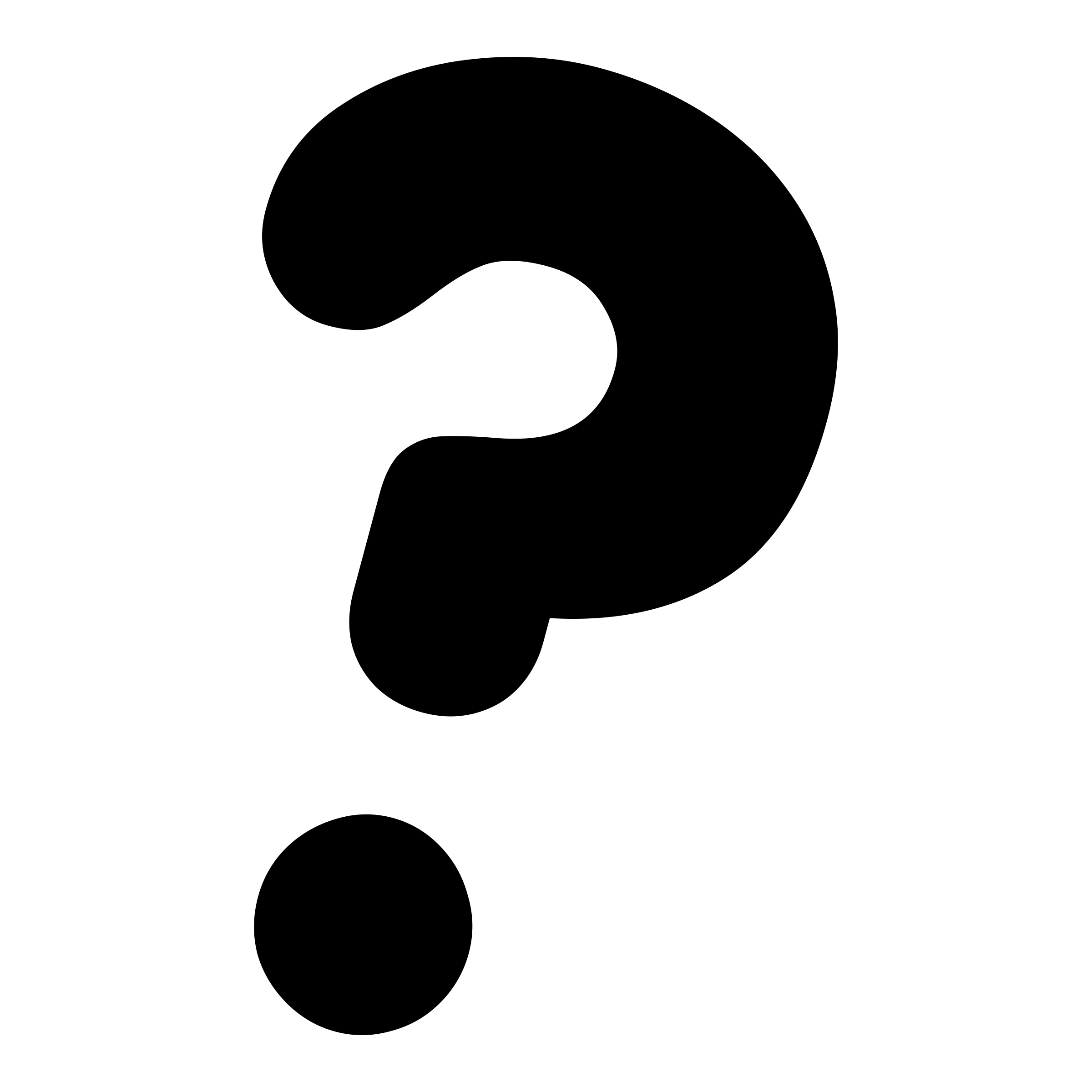 Clipart pencil sign. Question mark and in