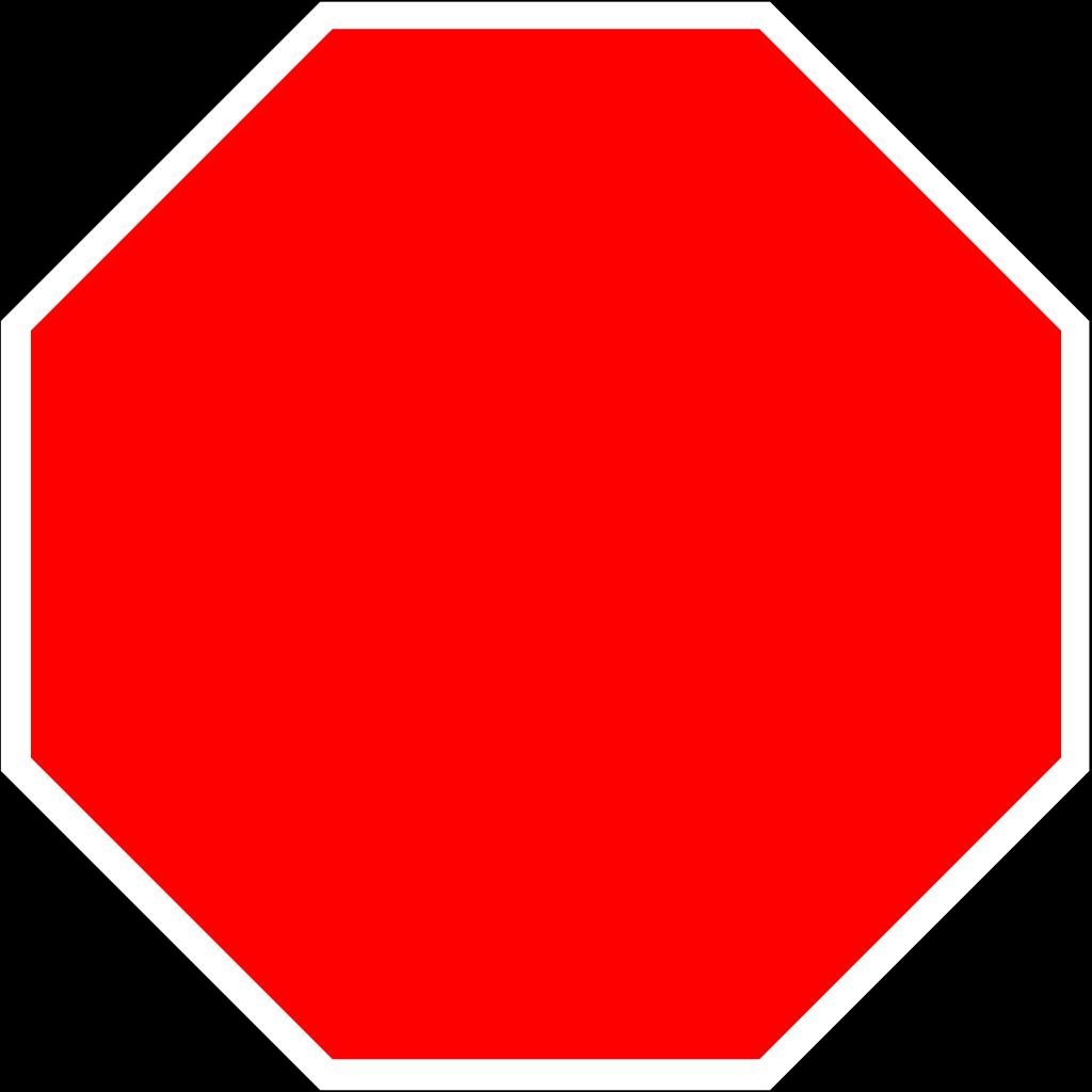 Stop sign jokingart com. Hexagon clipart octogon