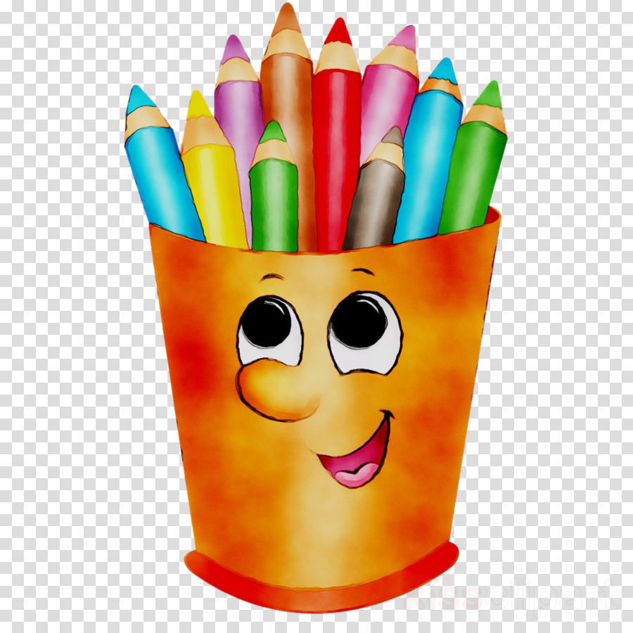 Smile . Pencil clipart stationery