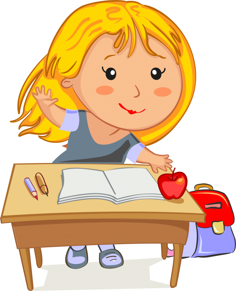 Working cliparts and others. Clipart pencil student