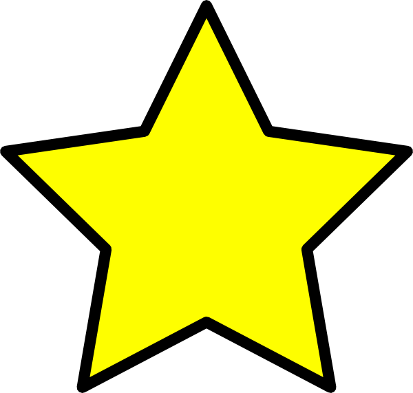 Clipart pencil teacher. Star for teachers free