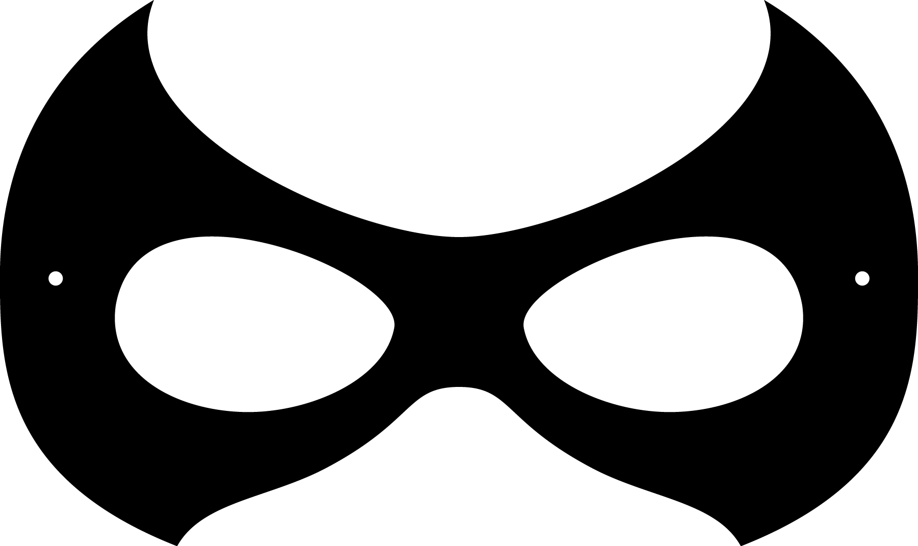 Clipart pencil template. Incredibles mask the robin
