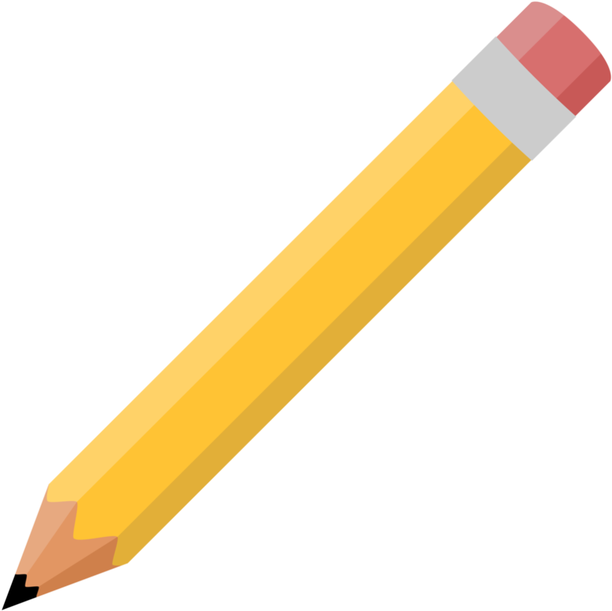Clipart pencil transparent background. Png icon
