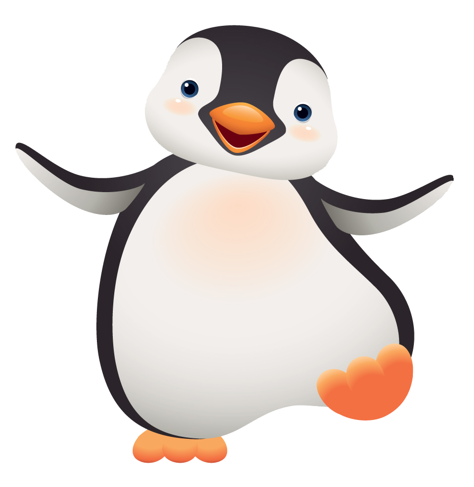 Very cute clip art. Animals clipart penguin