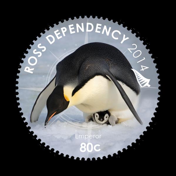Virtual new zealand stamps. Clipart penguin adelie penguin