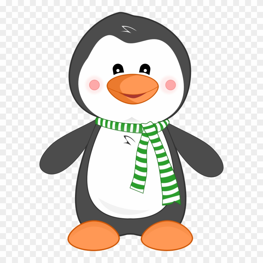 Free to use public. Clipart penguin applique