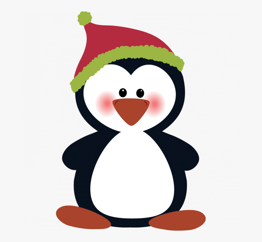 Clipart penquin merry christmas. Free to download penguin