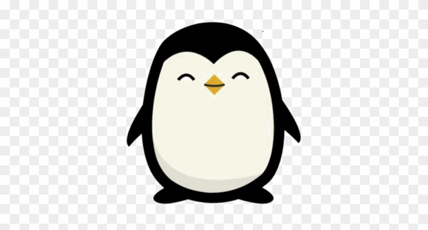 Clipart penquin adorable penguin. Emperor draw cartoon easy
