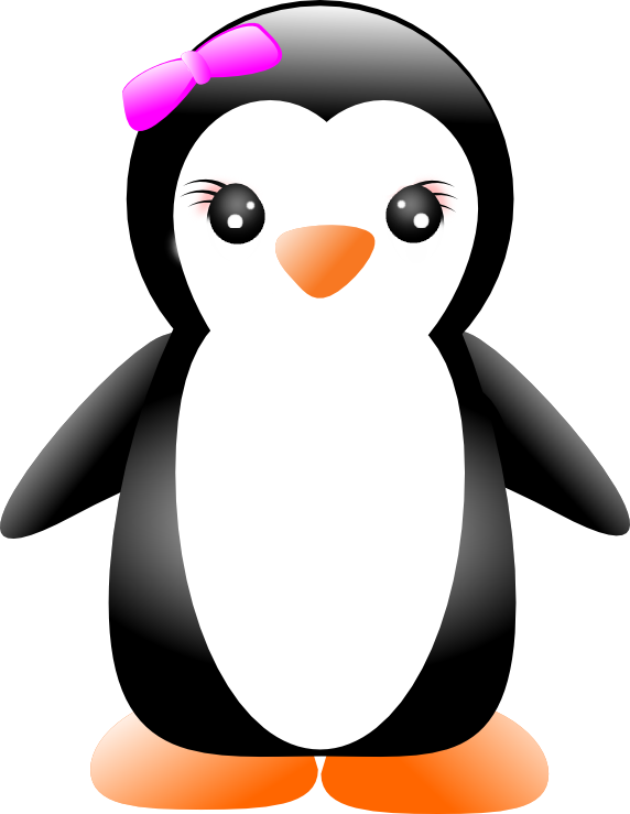 Some vector penguins random. Clipart penquin group penguin