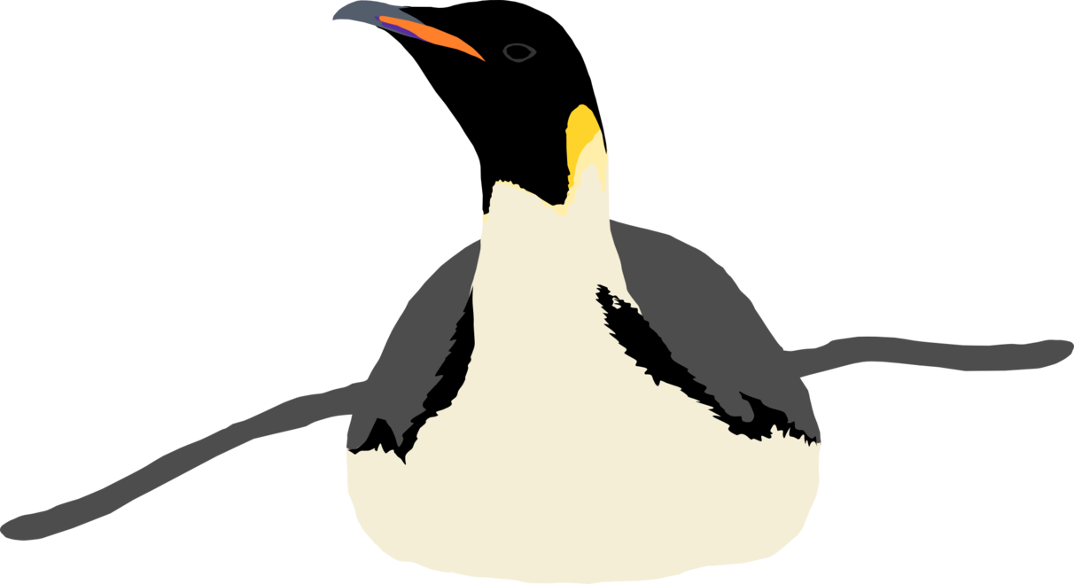 By michell vall on. Clipart penguin emperor penguin