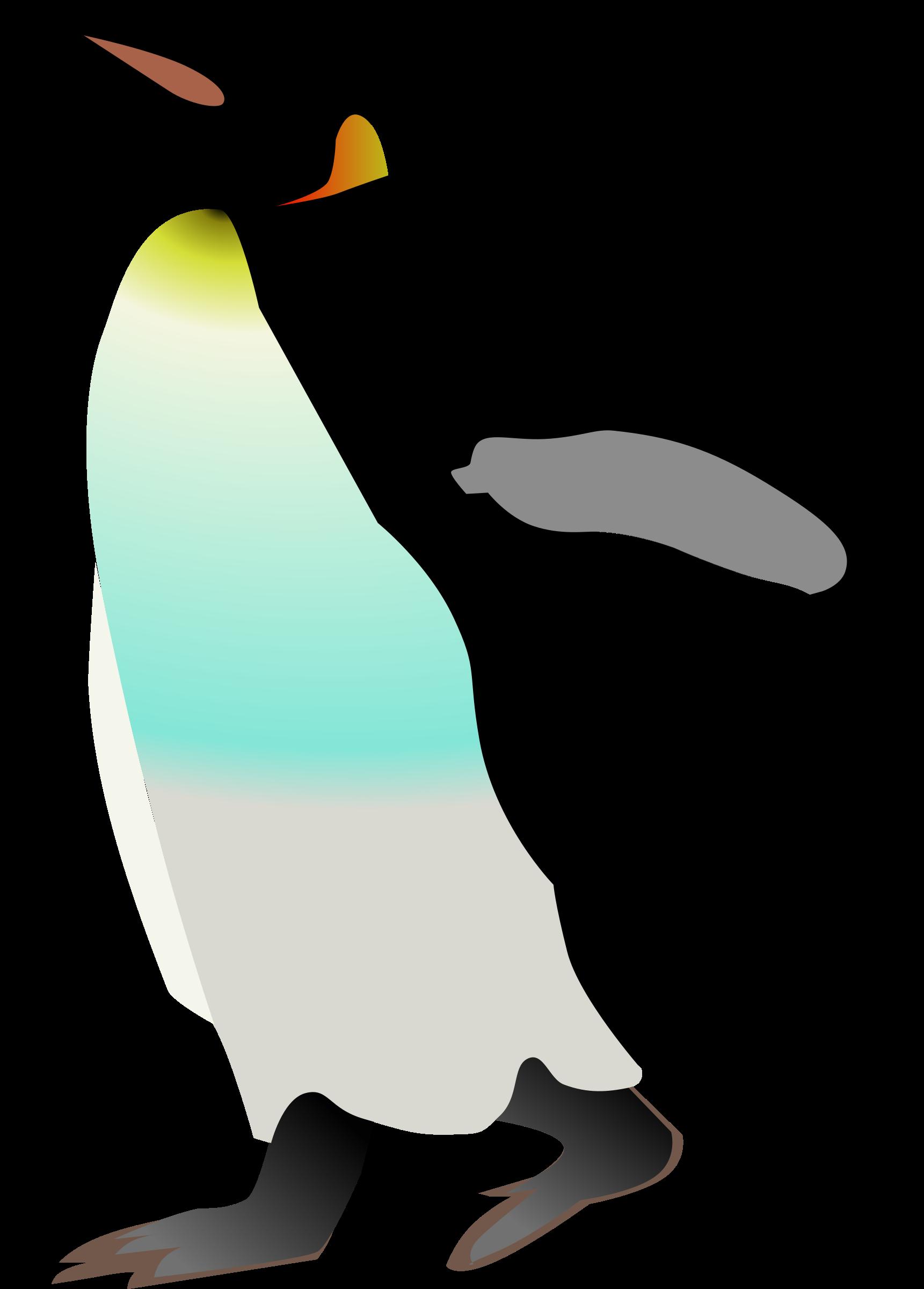 Big image png. Clipart penguin emperor penguin