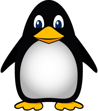 Clipart penquin illustration. Free penguin download clip