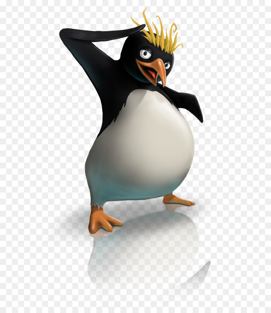 Clipart penguin macaroni penguin. Water background bird wing