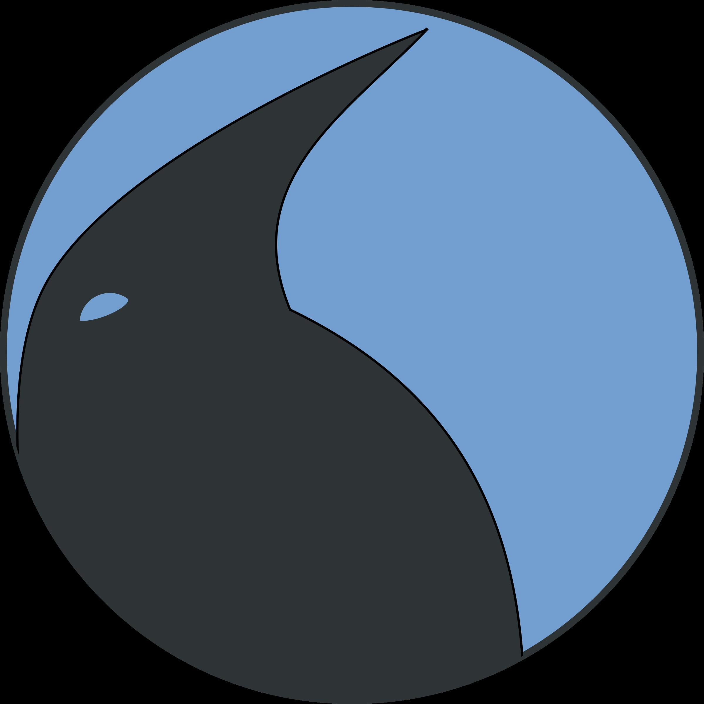 Medalion big image png. Penguin clipart profile