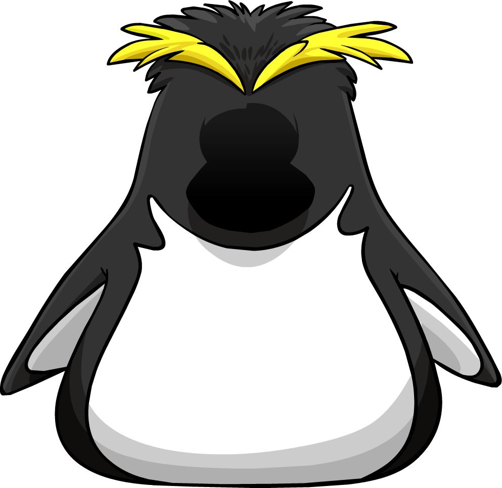 Image rock hopper penguin. Costume clipart costume day