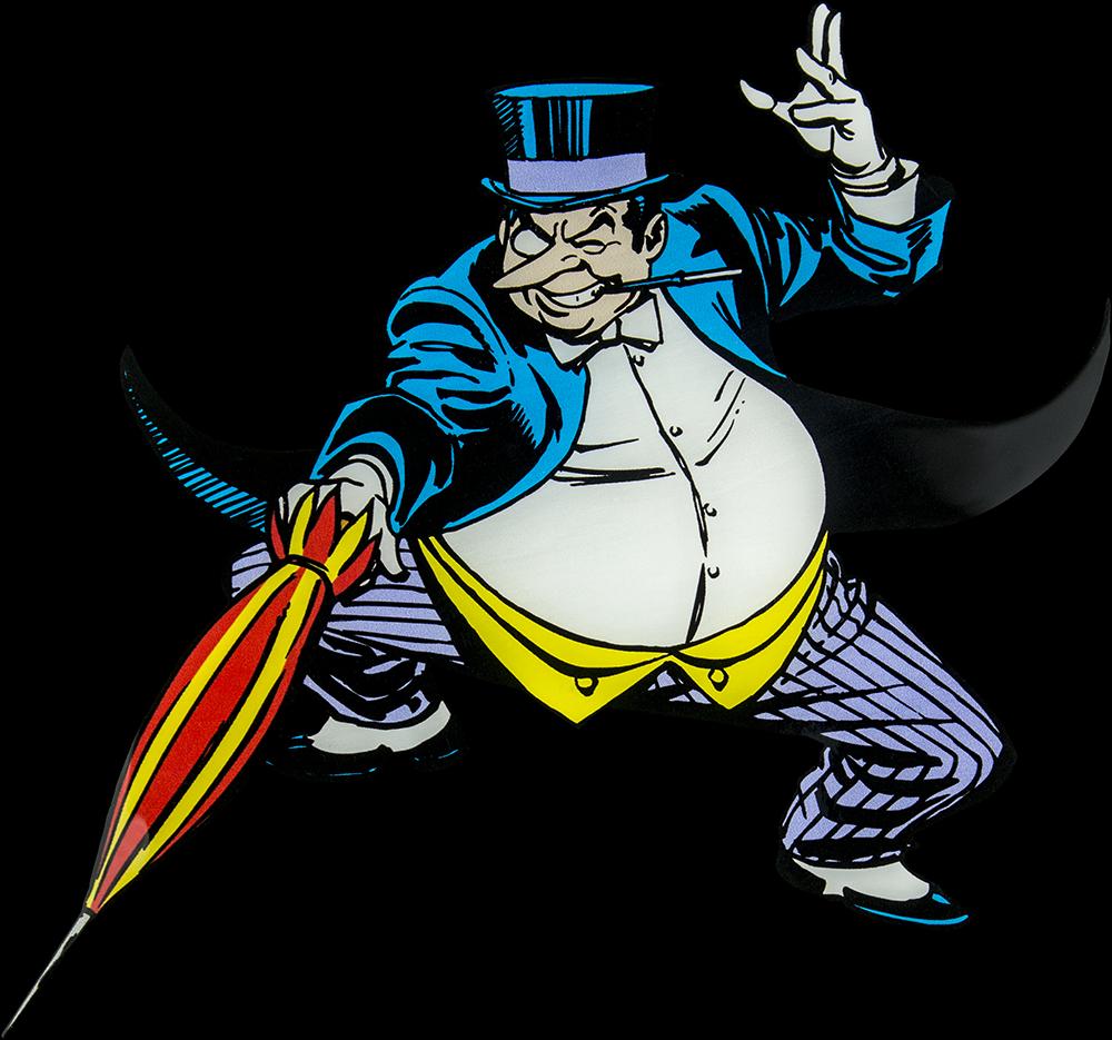 Image result for batman. Clipart penguin rustic