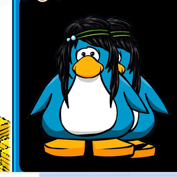 The ebony club rewritten. Clipart penguin rustic
