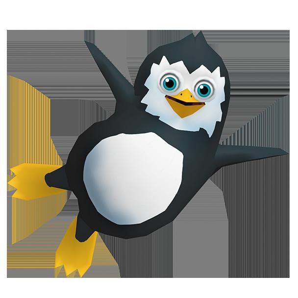Clipart penguin skiing. Ski safari by sleepy