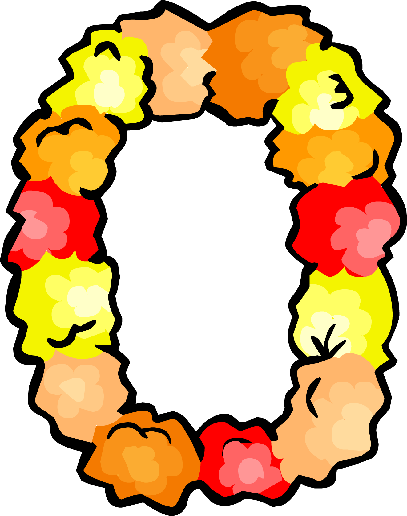 Luau club penguin wiki. Winter clipart item
