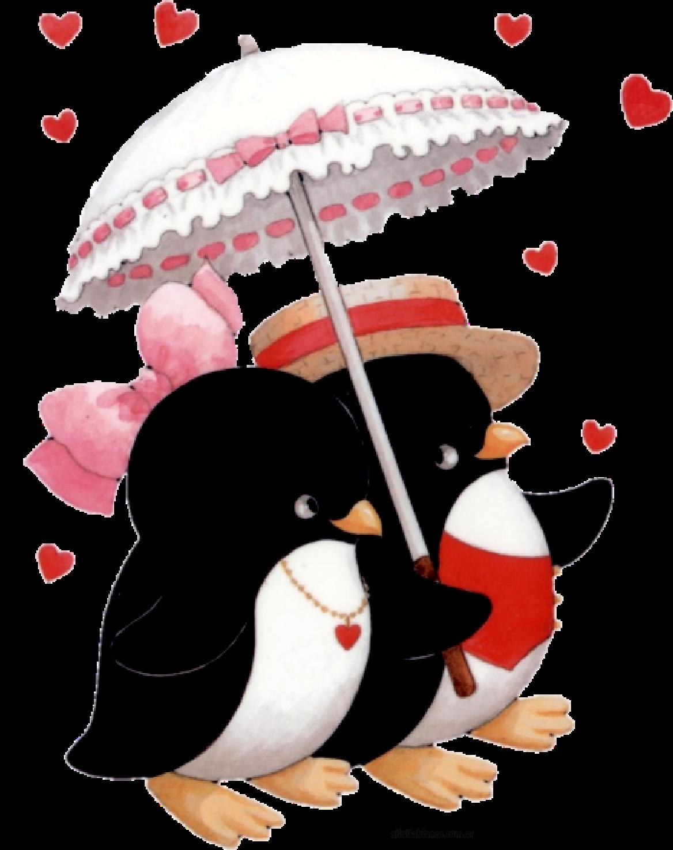Http www silvitablanco com. Hearts clipart penguin