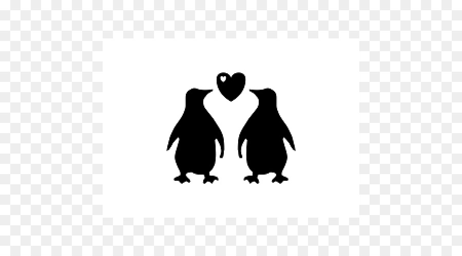 Gift transparent . Clipart penguin wedding