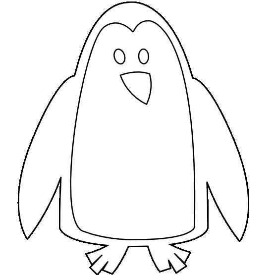 Clipartist net clip art. Clipart penquin 3 animal
