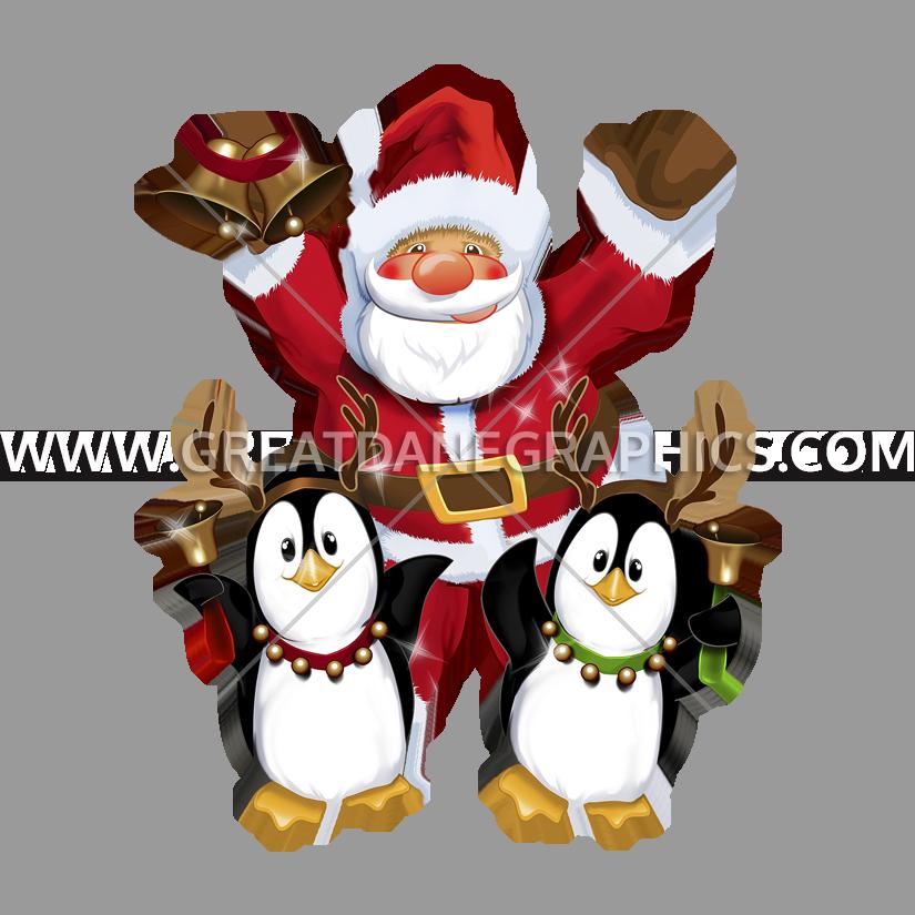 Clipart penquin dancing santa. Penguin dance production ready