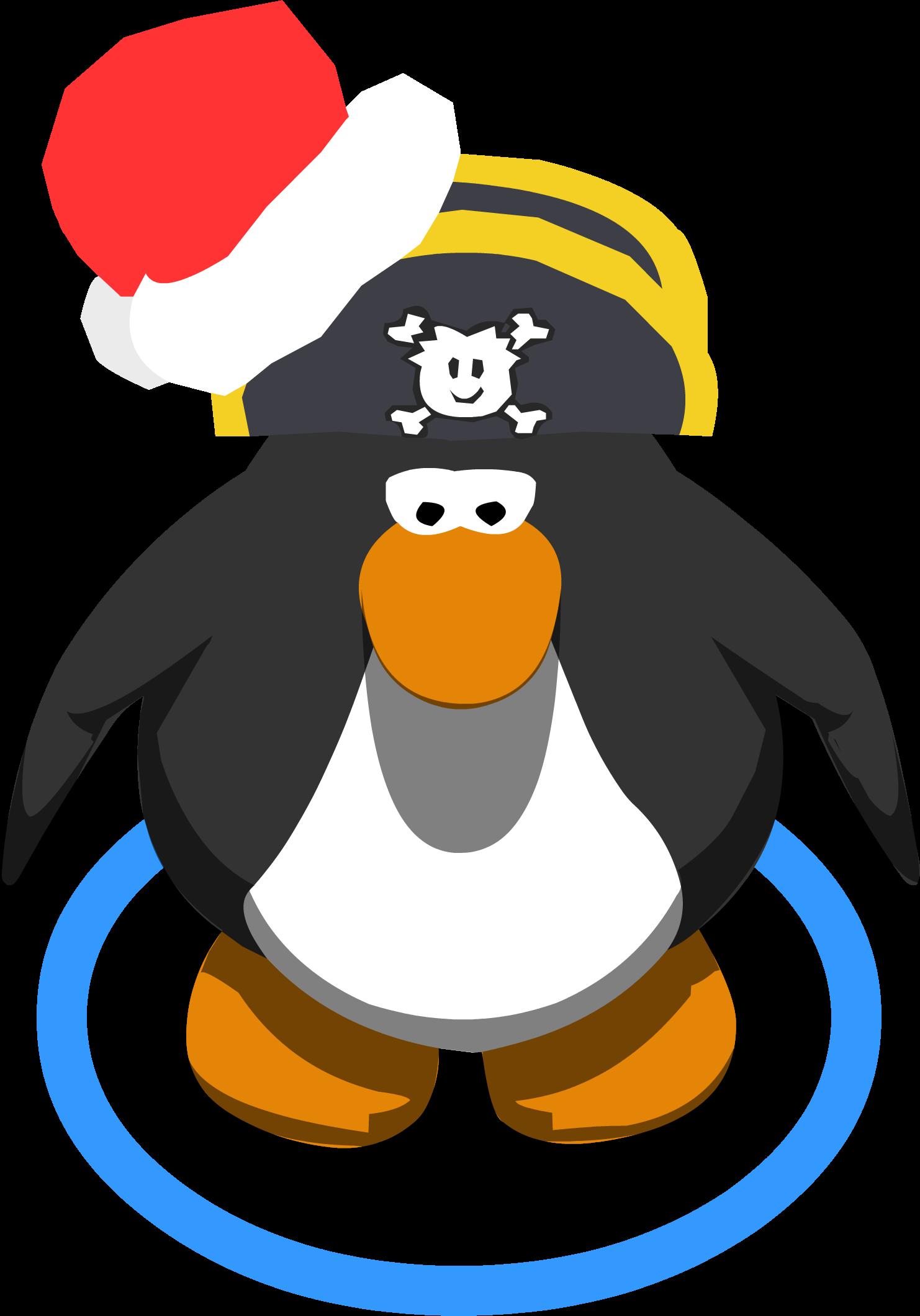 Image rh hat st. Clipart penquin dancing santa