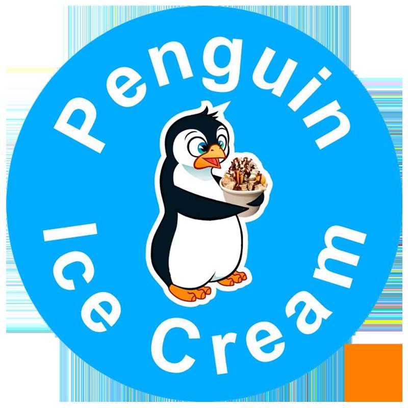 Penguin new york ny. Clipart penquin ice cream