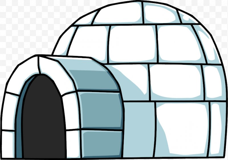 Igloo clipart real. Club penguin clip art