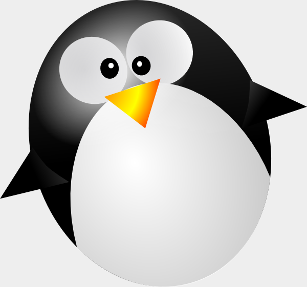 Foot clipart animal. Penguin with no feet