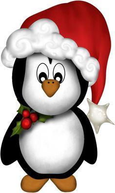 best penguin images. Clipart penquin merry christmas