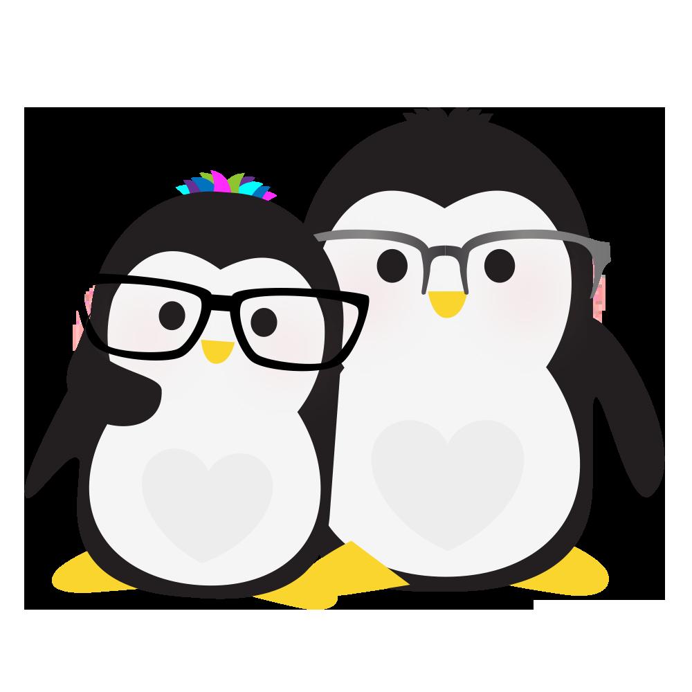 Clipart penquin row. About us technical penguins