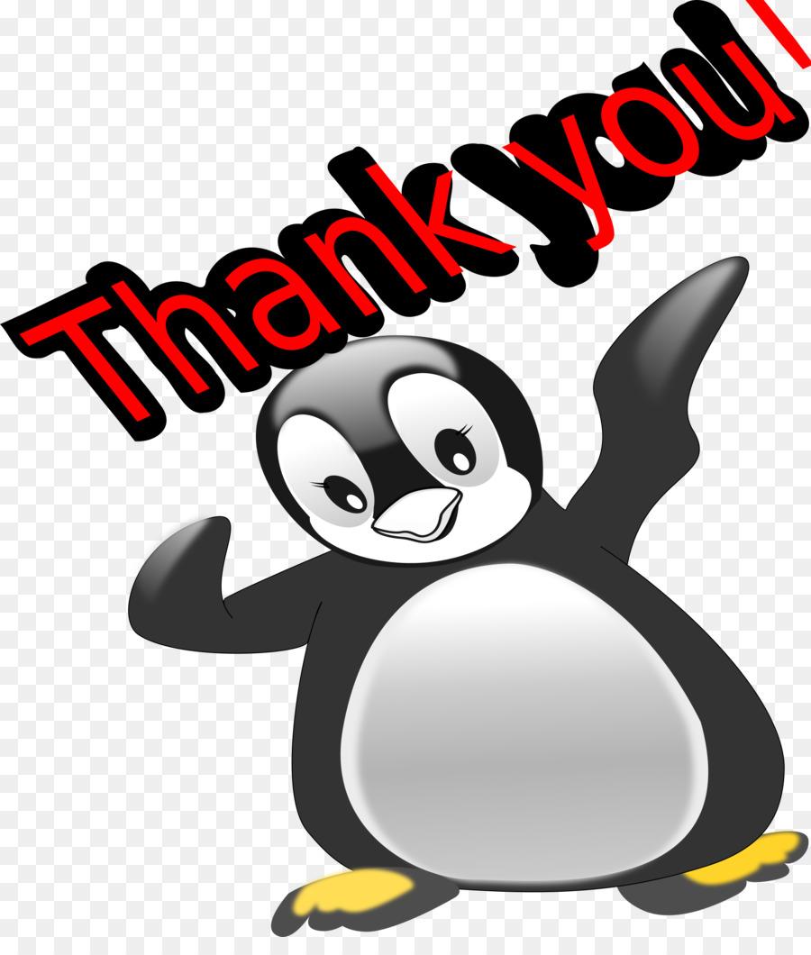 Bird logo penguin transparent. Clipart penquin thank you