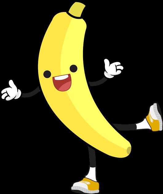 Clipart people banana. Cliparts dancing bananas free