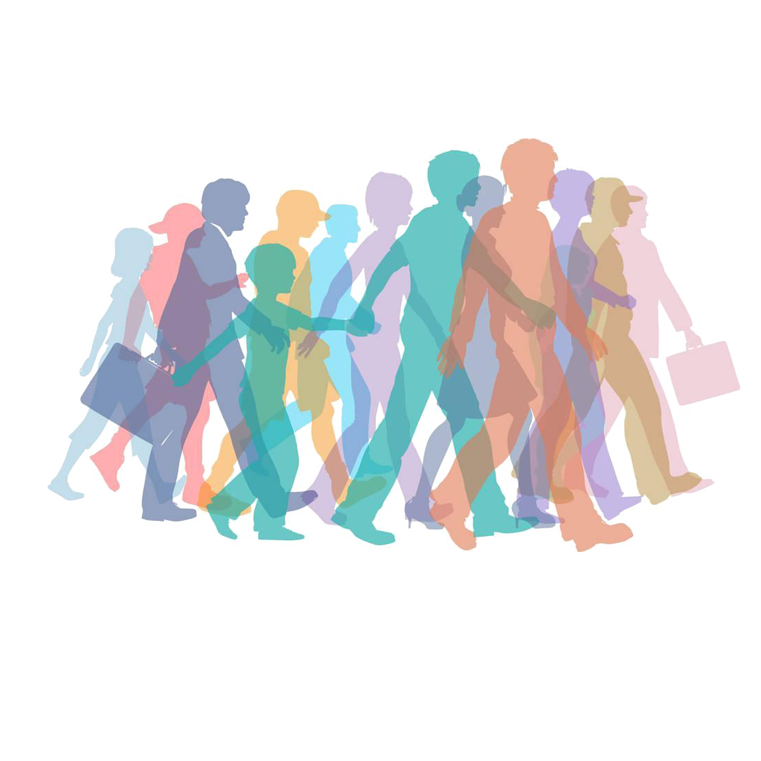 Crowd clipart students. People clip art crowds