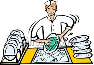 Free download best . Dishwasher clipart man
