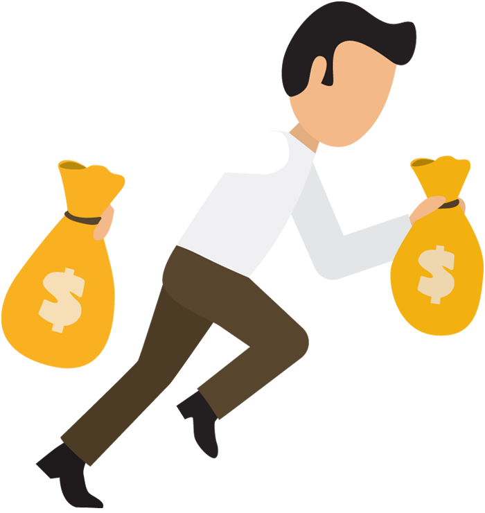 Money cartoon png. Clip art portfolio categories