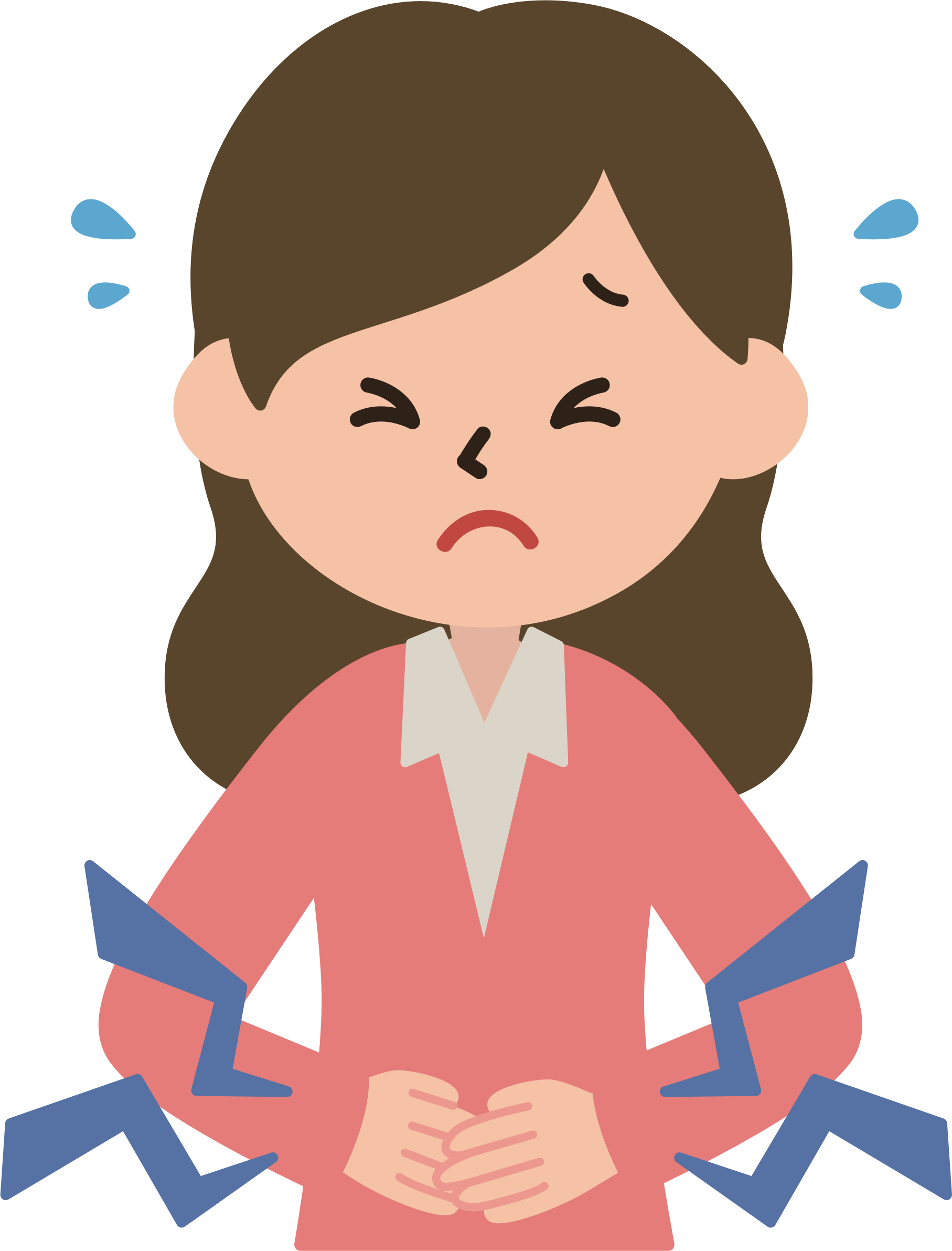Pain big image png. Hungry clipart stomach hurt