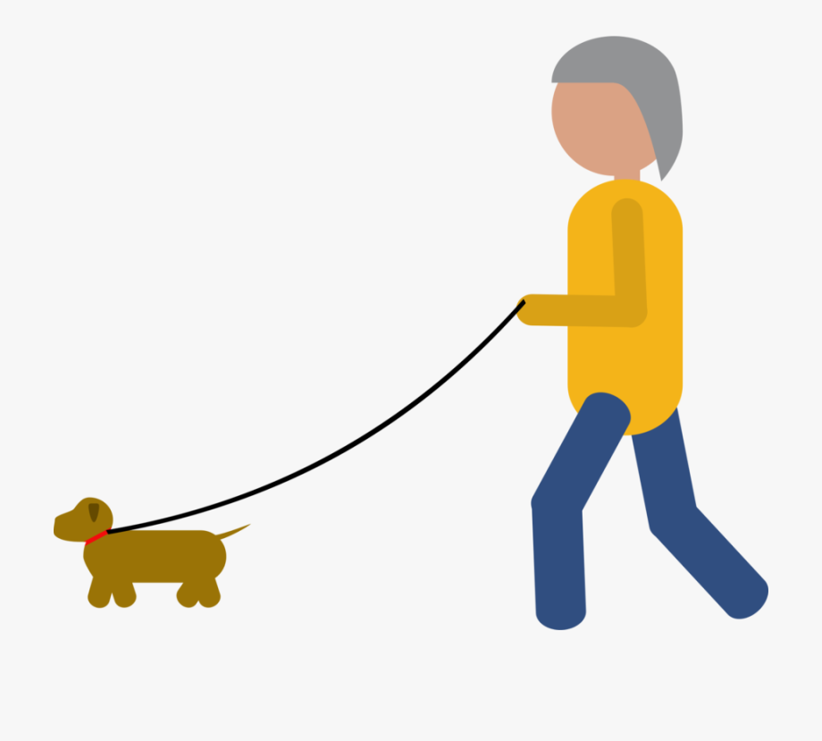 Cat people and tag. Pet clipart dog human
