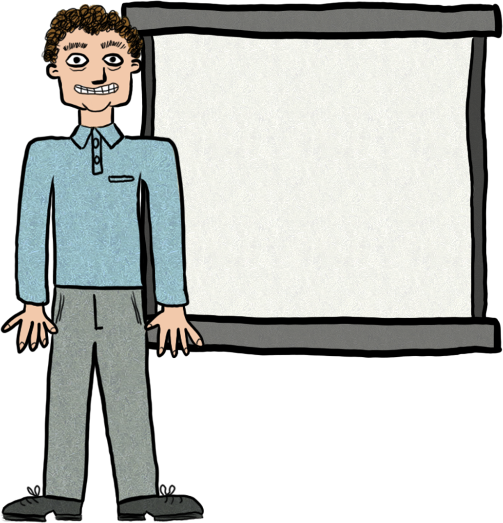 News clipart tv presenter. Free powerpoint people cliparts