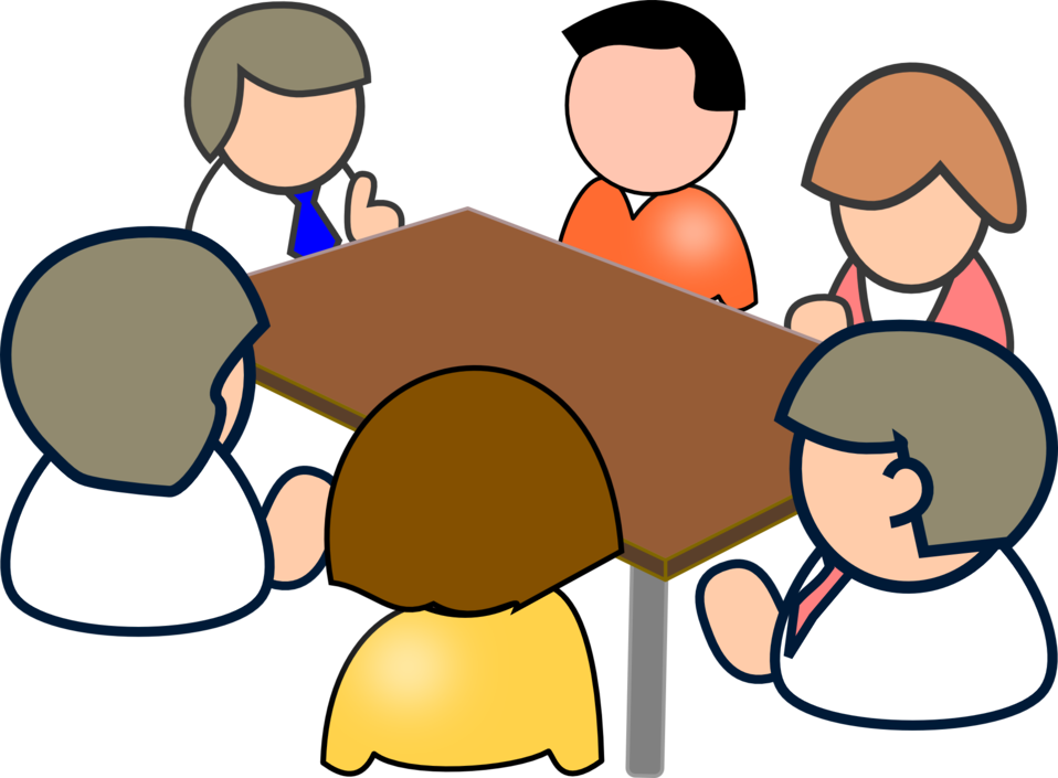 Public domain clip art. Conference clipart business policy